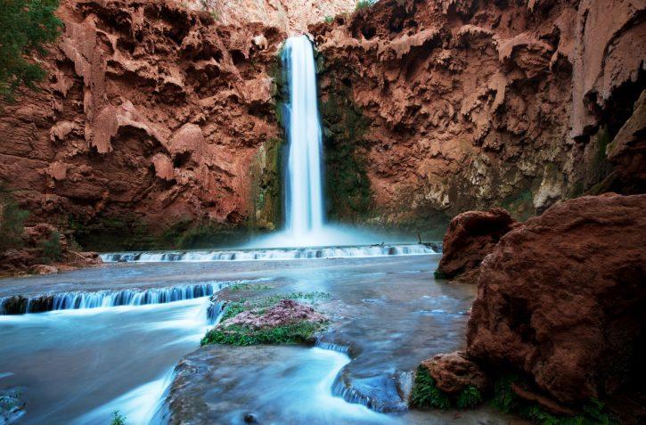 Cataratas Havasu en EEUU