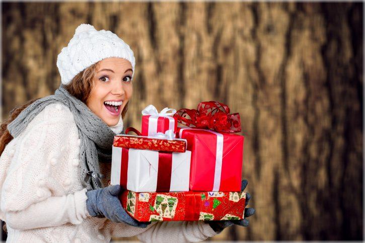 Colombiana regalando su conjo a todo el mundo por navidad - 3 part 5
