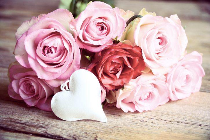 Regala flores en San Valentín con Privilegios en Compras