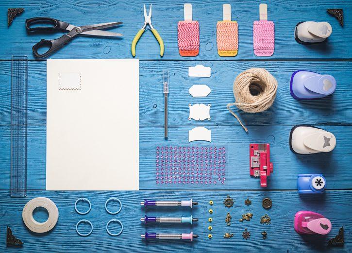 Diseña tu propio scrapbooking con Privilegios en Compras