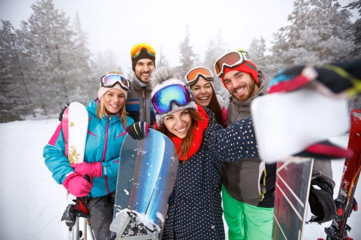 Consejos últiles para adquirir el mejor equipamiento de esquí en Internet