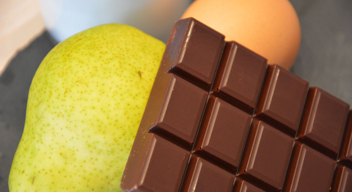 Gateau poire chocolat ingrédients
